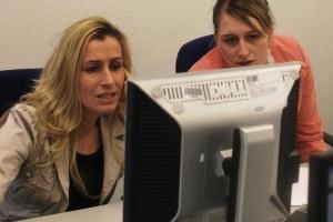 Online-Redakteure: Recherchieren, redigieren, publizieren.