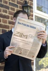 Ziele 2014 am ZIM-BB: Neue Bildungsangebote und innovative Prozessbegleitung in allen Marketing- und Kommunikationsbereichen (Foto/Grafik: Julina Klatt)