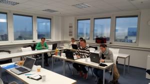 Fortbildung am ZIM-BB in den Räumen der beredsam GmbH